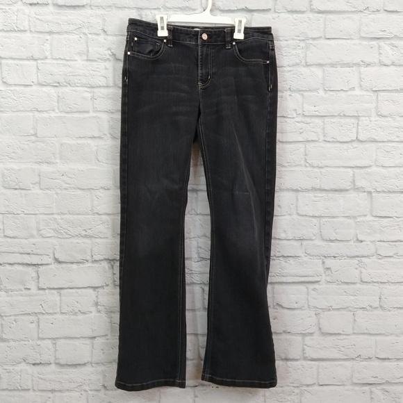 White House Black Market Denim - White House Black Market | Black Bootcut Jeans